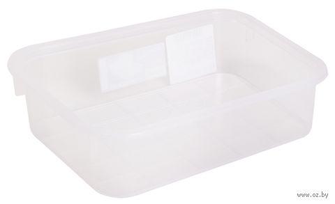 Лоток пластмассовый (0,9 л) — фото, картинка