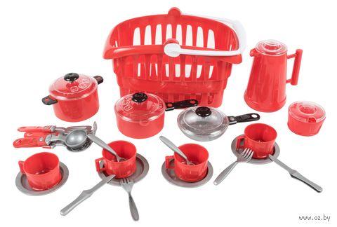 Набор посуды (арт. 134B) — фото, картинка
