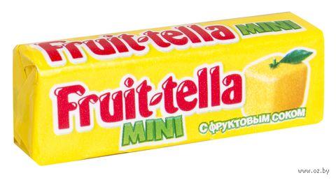 """Конфета жевательная """"Fruittella. Мини"""" (11 г) — фото, картинка"""