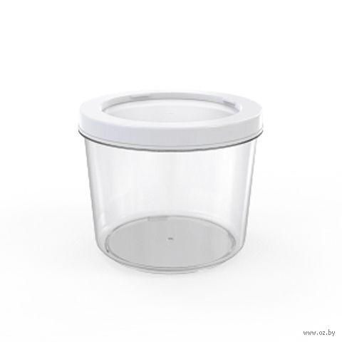 """Контейнер для хранения продуктов """"Cake"""" (0,75 л; прозрачный) — фото, картинка"""
