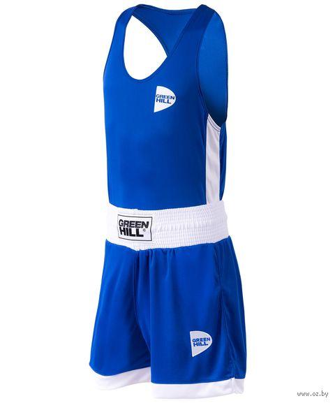 """Форма для бокса детская """"Interlock BSI-3805"""" (синяя) — фото, картинка"""