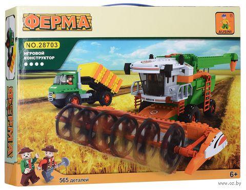 "Конструктор ""Ферма. Ферма"" (565 деталей)"