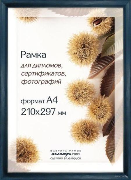 Рамка деревянная со стеклом (21x30 см; арт. Д14КЛ/1236) — фото, картинка