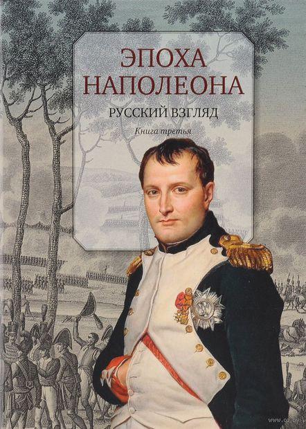 Эпоха Наполеона. Русский взгляд. Книга 3 (В 4 книгах) — фото, картинка