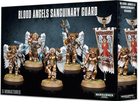 Warhammer 40.000. Blood Angels. Sanguinary Guard (41-08) — фото, картинка