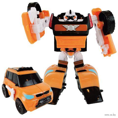 """Робот-трансформер """"Tobot X. Приключения"""" — фото, картинка"""