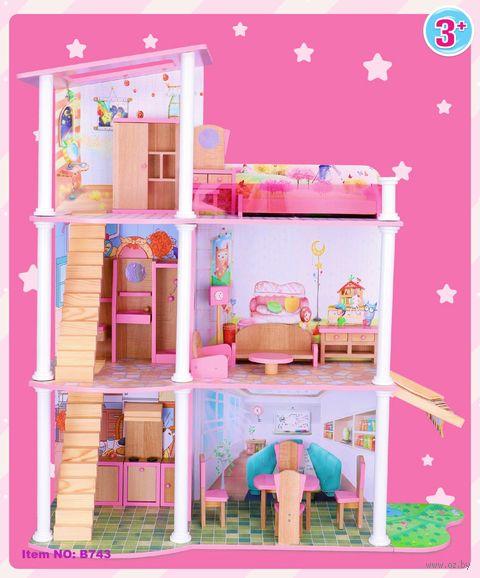 """Дом для кукол """"Doll House"""" (арт. B743) — фото, картинка"""