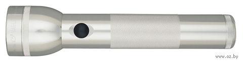 Фонарь MAG-lite S2D (silver) — фото, картинка