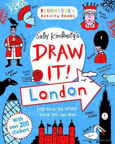 Draw it! London. Салли Кайндберг