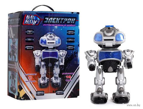 """Робот на радиоуправлении """"Электрон. BeBoy"""""""
