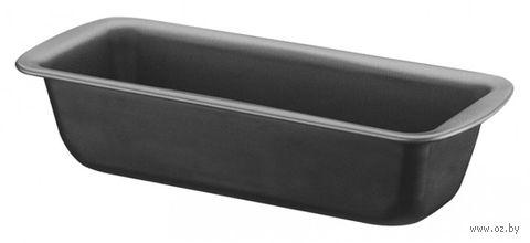 Емкость для выпечки алюминиевая с антипригарным покрытием (26x12,2x7 см)