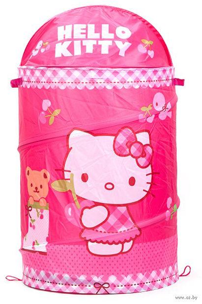 """Корзина для игрушек """"Hello Kitty"""""""