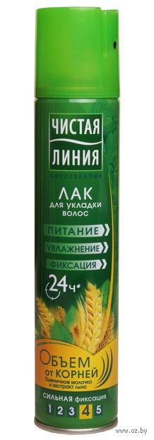 """Лак для волос """"Объем от корней"""" (200 мл)"""