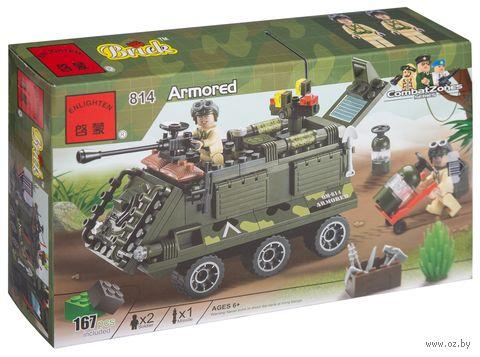 """Конструктор """"Combat Zones. Бронетранспортер"""" (167 деталей) — фото, картинка"""