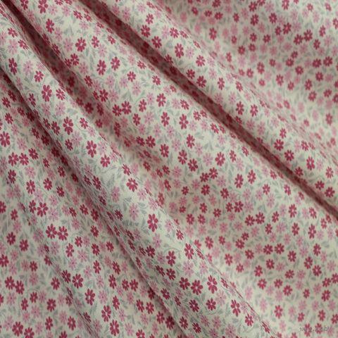 """Ткань """"Яркие цветочки"""" №2 (48х50 см) — фото, картинка"""