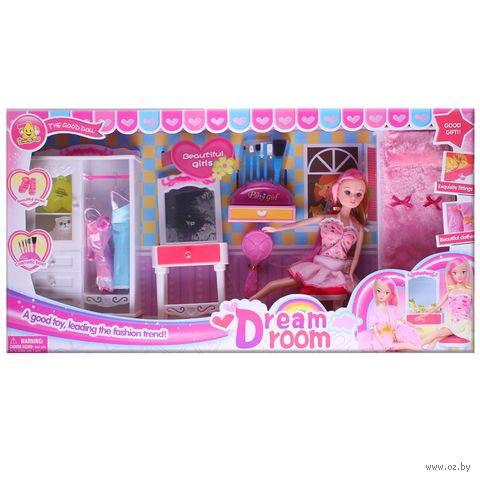 """Игровой набор """"Спальня мечты"""" (арт. DV-T-380) — фото, картинка"""