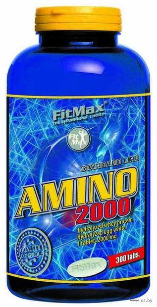 "Аминокислоты ""Amino 2000"" (300 таблеток) — фото, картинка"