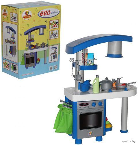 """Игровой набор """"Кухня ECO"""" (арт. 56290) — фото, картинка"""